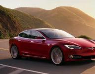 Tesla Model S Vehicle