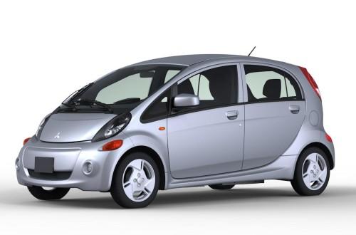 Mitsubishi iMiEV Vehicle