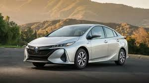 Toyota Prius Prime Vehicle