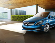 Mercedes-Benz B-Class Electric Drive Vehicle