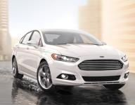 Ford Fusion Energi Vehicle