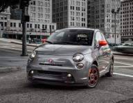 Fiat 500e (Not Yet Available in New York) Vehicle