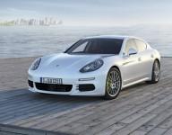 Porsche Panamera S E-Hybrid Vehicle