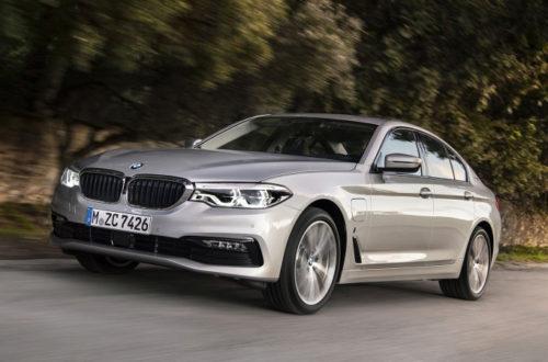 BMW 530e Vehicle